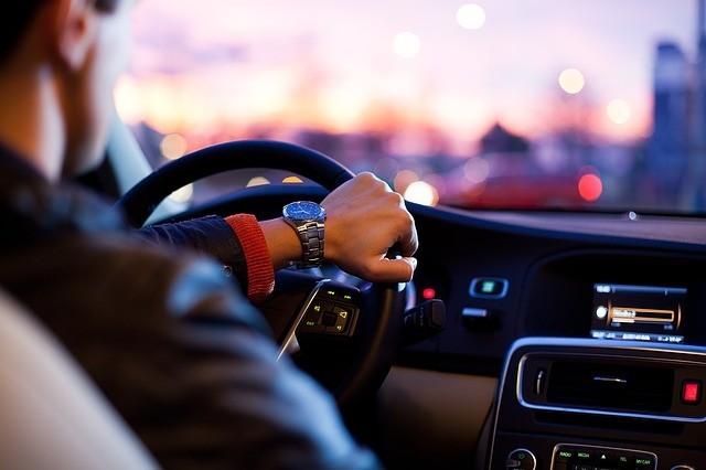 נשימה, שינה ונהיגה