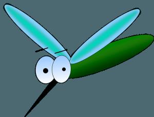 נשימה פחמן דו חמצני ועקיצות