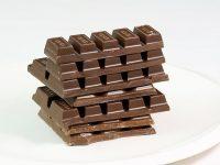 שוקולד עוזר להפסיק להשתעל