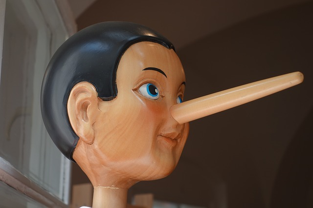 אפקט פינוקיו: מה הקשר בין האף לשקר?