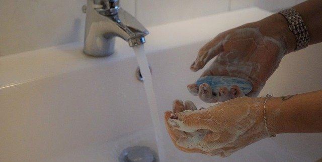 על רחיצת ידיים ובריאות