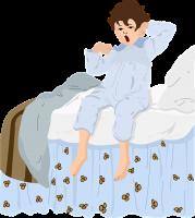 דום נשימה בילדים - עייפות בהשכמה